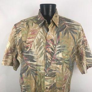 Tori Richard Island Hawaiian Shirt